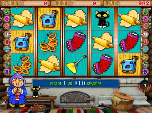 Игровой автомат Keks с выводом денег на карту
